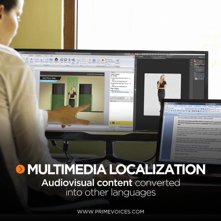 Multimedia Localization